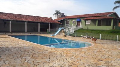 Photo for Exelente Chacara in Tatuí for weekends and holidays