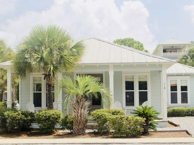 Photo for Beautiful Seacrest Beach- one block to pool, large 3 BR 2bth on large lot!