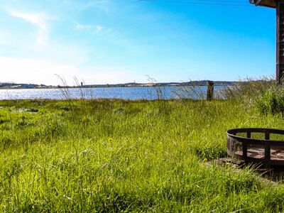 Photo for Bayfront home on Pony Slough w/ new furnishings, views, walk to Pony Village!