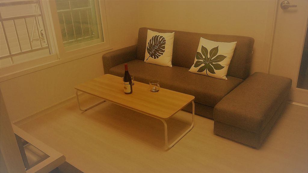 Busan New And Modern 1 Bedroom Apartment For Rental Near Galli Beach