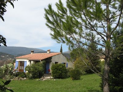 Photo for House 60 M² (plot 1500 m²) near downtown Fayence 4 to 6 people