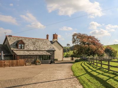 Photo for OAK COTTAGE, family friendly in Chittlehampton , Ref 992793