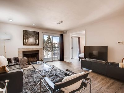 Photo for AMAZING Modern ALL New Condo - Business/Relocating/Vacationing Denver Guests