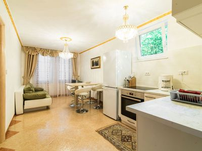 Photo for House in the villa garden, Savudrija, swimming pool, terrace, WiFi, parking
