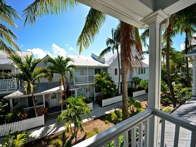Photo for Craig & Cindy Key West Truman Annex Shipyard Condo with balcony at Mile Marker 0