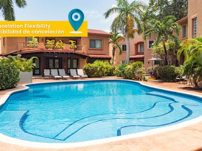 Photo for Casa Bella · Super price, house for 8,close to beach. BBQ, Pool