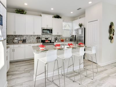 Photo for SPECIAL OFFER! New Paradise Home By The Lake, Near Disney and Outlets