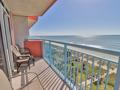 Photo for Astonishing Oceanfront One Bedroom Condo