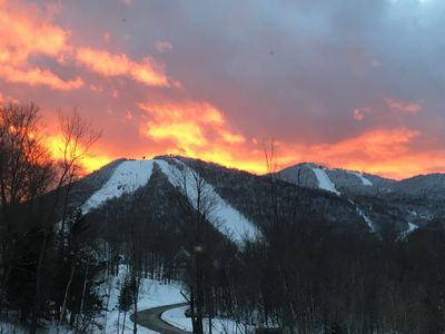 Photo for Ski in/ski out condo in Killington,VT (Sunrise Mountain)