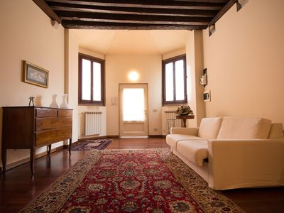 Photo for A cozy apartment with the charm of history