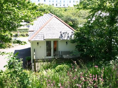 Photo for LONGSHIPS, family friendly, with a garden in Porthcurno, Ref 959177