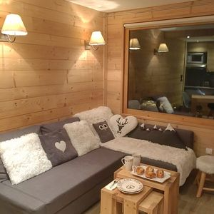 Photo for SKI IN/SKI OUT ! apartment with 2 bedrooms, 3* / label Méribel, with WIFI