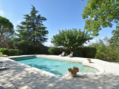 Photo for Modern Holiday Home in Languedoc-Roussillon with Pool