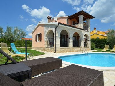 Photo for Villa Evelyn with Private  Pool and Panoramic View