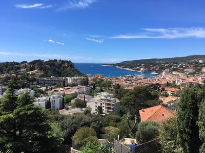 Photo for Very nice and comfortable apartment with a magnificent view of Cassis Bay