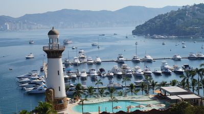 Photo for 1BR Apartment Vacation Rental in Acapulco, GRO