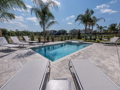 """Photo for """"Picture This... Villa Holiday to Kissimmee With all Your Family Together"""", Orlando Villa 1626"""