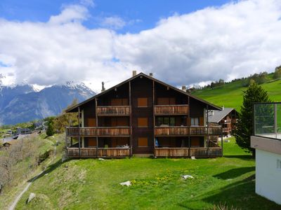 Photo for Apartment Stalu B2 in Bürchen - 4 persons, 2 bedrooms