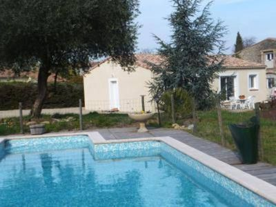 Photo for Near Carcassonne - Furnished villa with pool