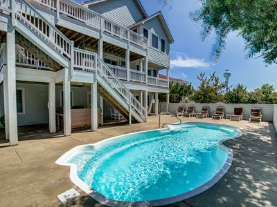 Photo for Casa Del Mar | 850 ft from the beach | Private Pool, Hot Tub
