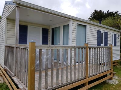 Photo for Homerez last minute deal - Nice bungalow with terrace