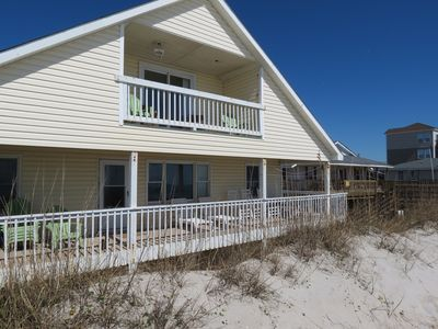 Photo for 5BR House Vacation Rental in North Topsail Beach, North Carolina