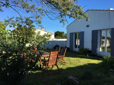 Photo for Oléron 2 houses 10 mn sea bike big family / friends space calm and wifi