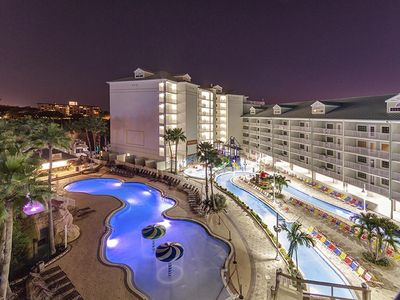 Photo for 2BR/2BT Water Park Condo (Includes 4 passes/ day - $100 value/day)