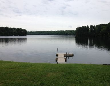 Photo for Charming lake front Property - few minutes from Mohawk  Ski Resort