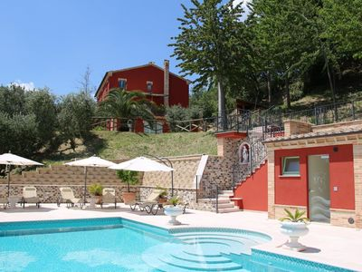 Photo for Holiday house Monte Rinaldo for 12 persons with 6 bedrooms - Holiday house