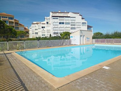 Photo for Apartment Mykonos  in Port Leucate, Hérault - Aude - 4 persons, 1 bedroom