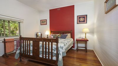 Photo for Close to Mullumbimby town centre and   in  a quiet  picturesque neighbourhood.