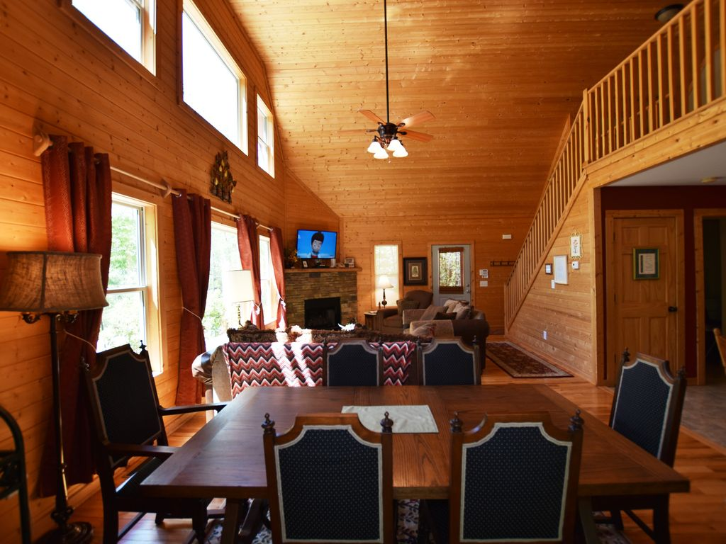 Home away from Home Family Cabin  VRBO