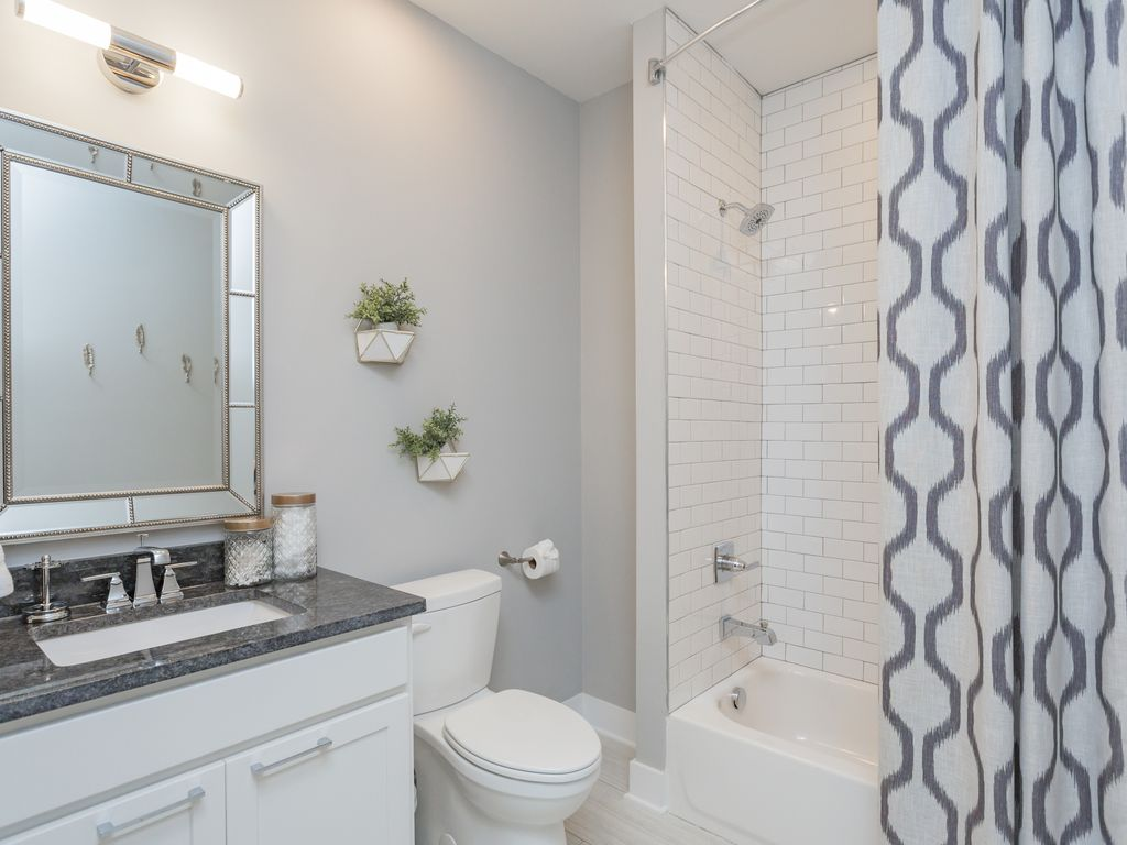 Brand New Modern 3 Bed/3.5 Bath Home In Downtown Nashville With ...