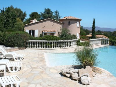 Photo for Vacation home L'Escarpe des Arbousiers (AGU275) in Saint Aygulf - 8 persons, 4 bedrooms