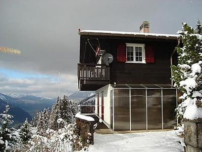 Photo for Vacation home Chalet Bühlweidli in Lenk - 6 persons, 3 bedrooms