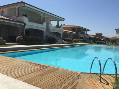 Photo for Charme in Sardinia with Swimming Pool and Jacuzzi.