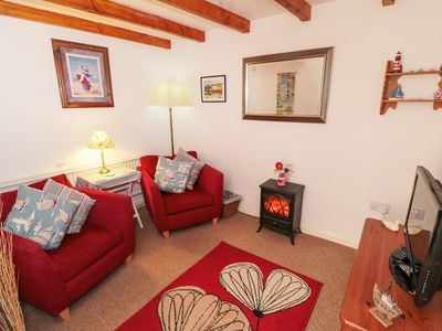 Photo for THE OLD COTTAGE, pet friendly in Staithes, Ref 967675