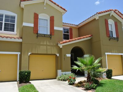 Photo for Town House In Lovely  'Compass Bay'  Gated Community