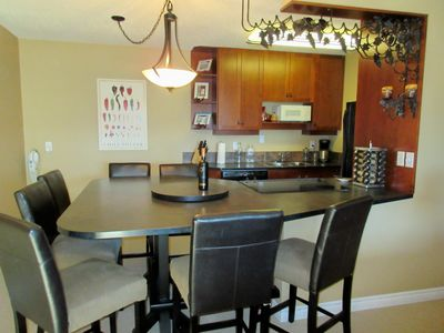 Photo for Adjacent to the Ski Slope!  Heart of the Village!  Smart, Updated Apartment