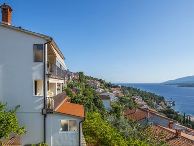 Photo for Holiday apartment Rabac for 5 - 6 persons with 2 bedrooms - Holiday apartment
