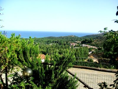 Photo for VILLA PEPPINO, BEAUTIFUL TWO ROOMS TO 5 MINUTES FROM THE SEA