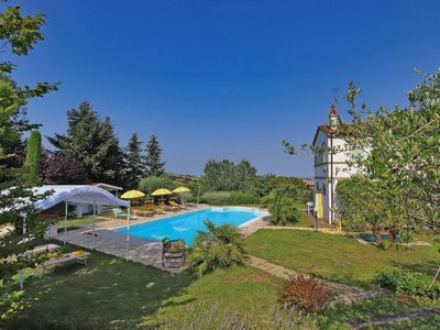 Photo for Holiday house Corinaldo for 9 persons with 3 bedrooms - Holiday house