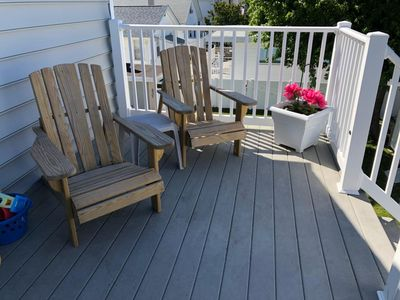 Photo for INTERNET, CENTRAL AIR, DECK, BBQ, 125 E 19th Ave, Wildwood,