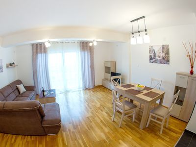 """Photo for Two-bedroom apartments in Budva """"Blues"""""""
