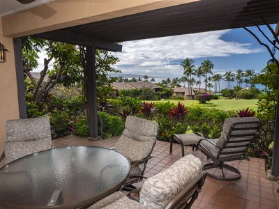 Photo for New owner! watch sunset from lanai, stroll to the Beach 🌴🐠🏊♀️🌞🏄🏽♀️🏄