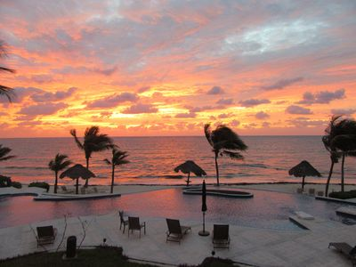 Photo for NEWLY REMODELED - Peaceful Oceanfront Paradise - 100 Feet from Caribbean!