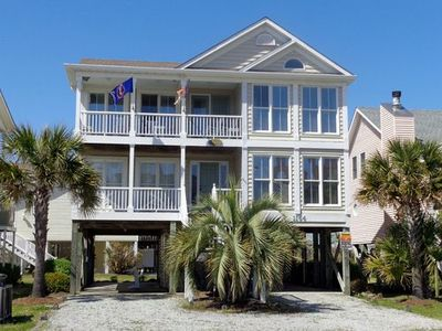 Photo for 4BR House Vacation Rental in Holden Beach, North Carolina