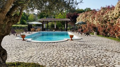 Photo for beautiful villa with pool for rent for short and long stays.
