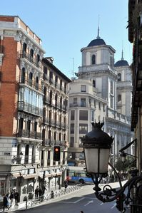 Photo for In Madrid de los Austrias, in the middle of Calle Mayor, air conditioning, wifi.